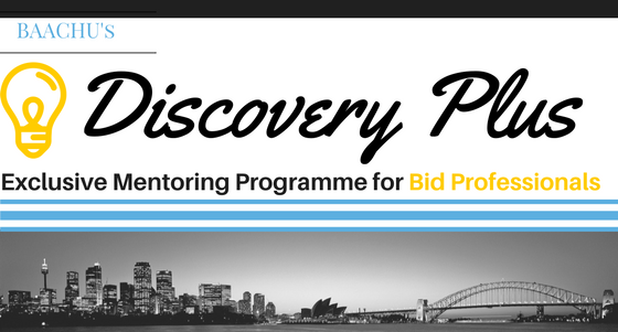 How to be a successful bid professional? Begin your journey of discovery.
