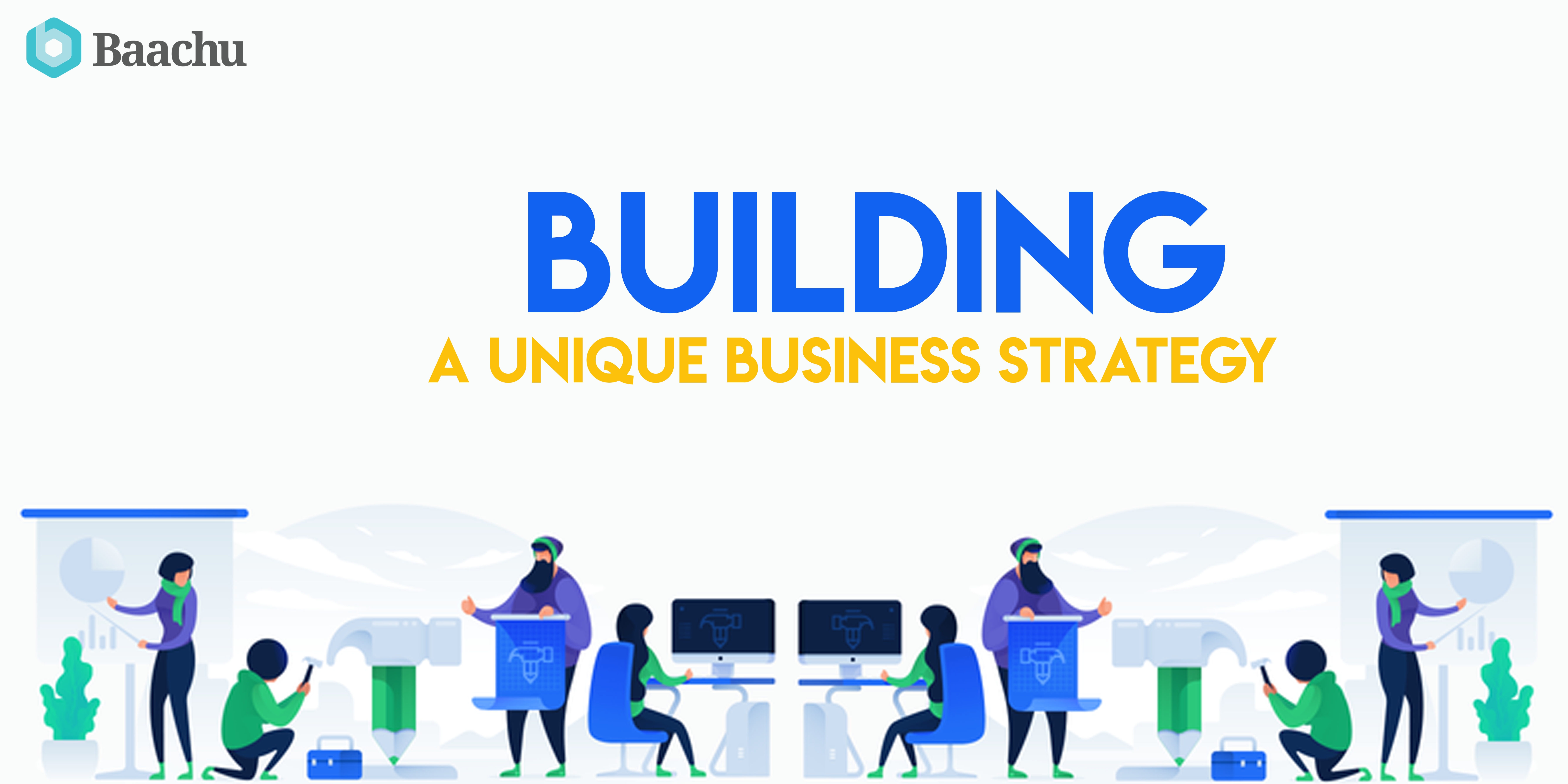 Top 4 Business Strategies to become market leaders