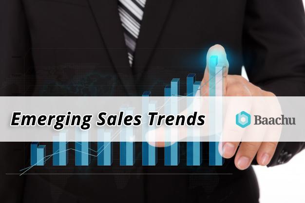 Emerging Sales Trends