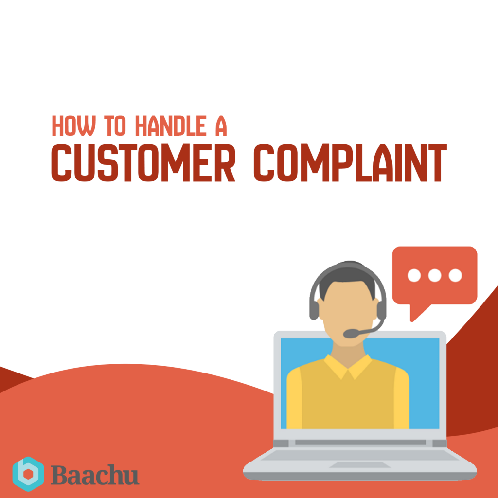 Handle Customer Complaint