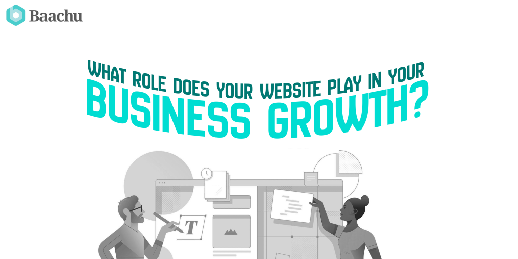 what role does your website play in your business growth