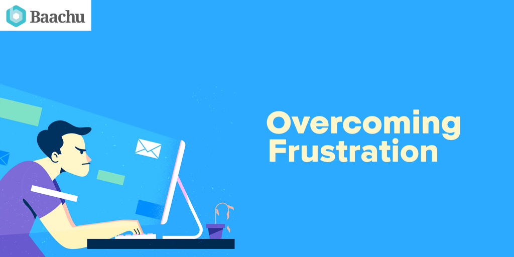 overcoming frustration